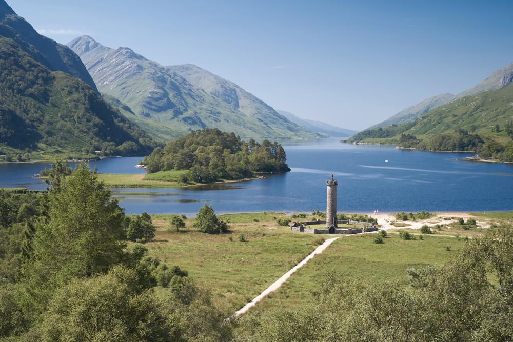 Höhepunkte Schottlands mit der Isle of Skye