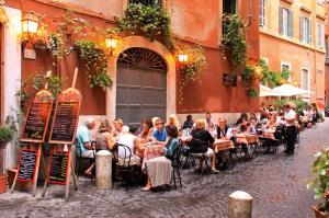 städtereise rom mit reiseleitung 2017